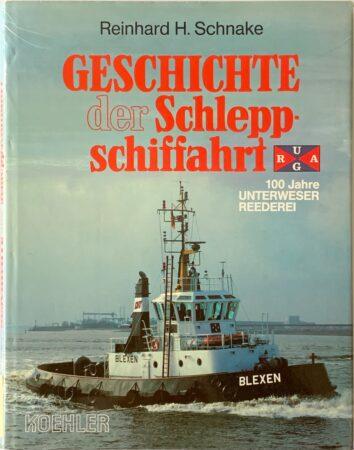 Geschichte der Schleppschiffart