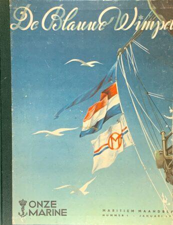 De Blauwe Wimpel 1950