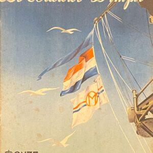 De Blauwe Wimpel - juli 1947