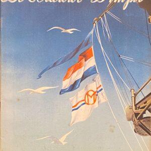 De Blauwe Wimpel januari -1948