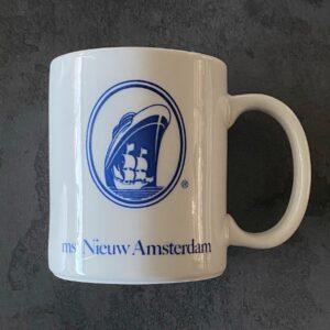 Mok HAL Nieuw Amsterdam