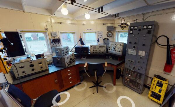 Zeesleper Elbe radiohut